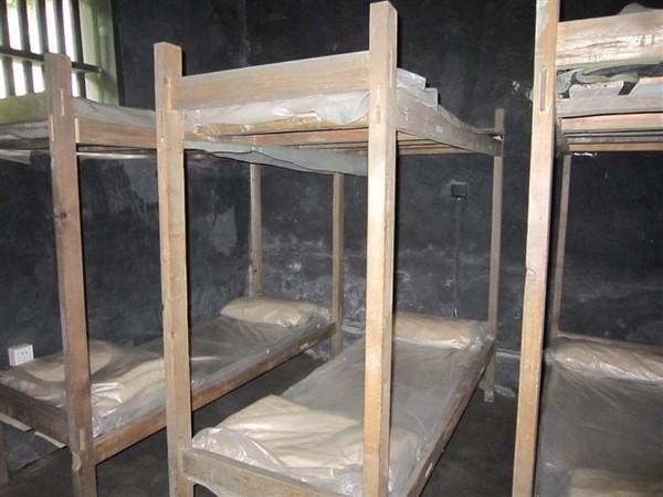 女牢也就是关江姐的那个房间