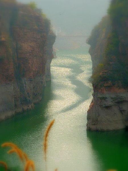 秋到京娘湖,旅行風景愛秀,人人愛秀-人人網