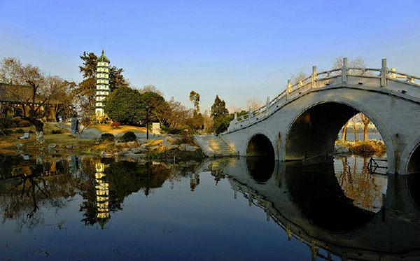 南京玄武湖,旅行风景爱秀
