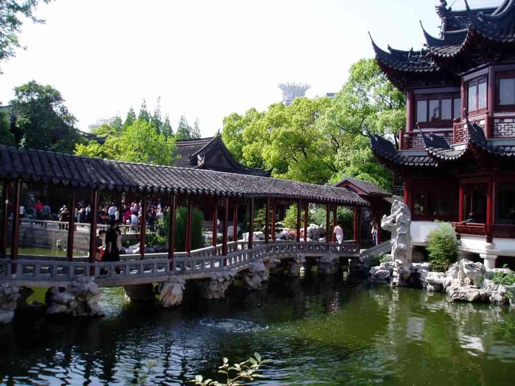 上海城隍庙之豫园